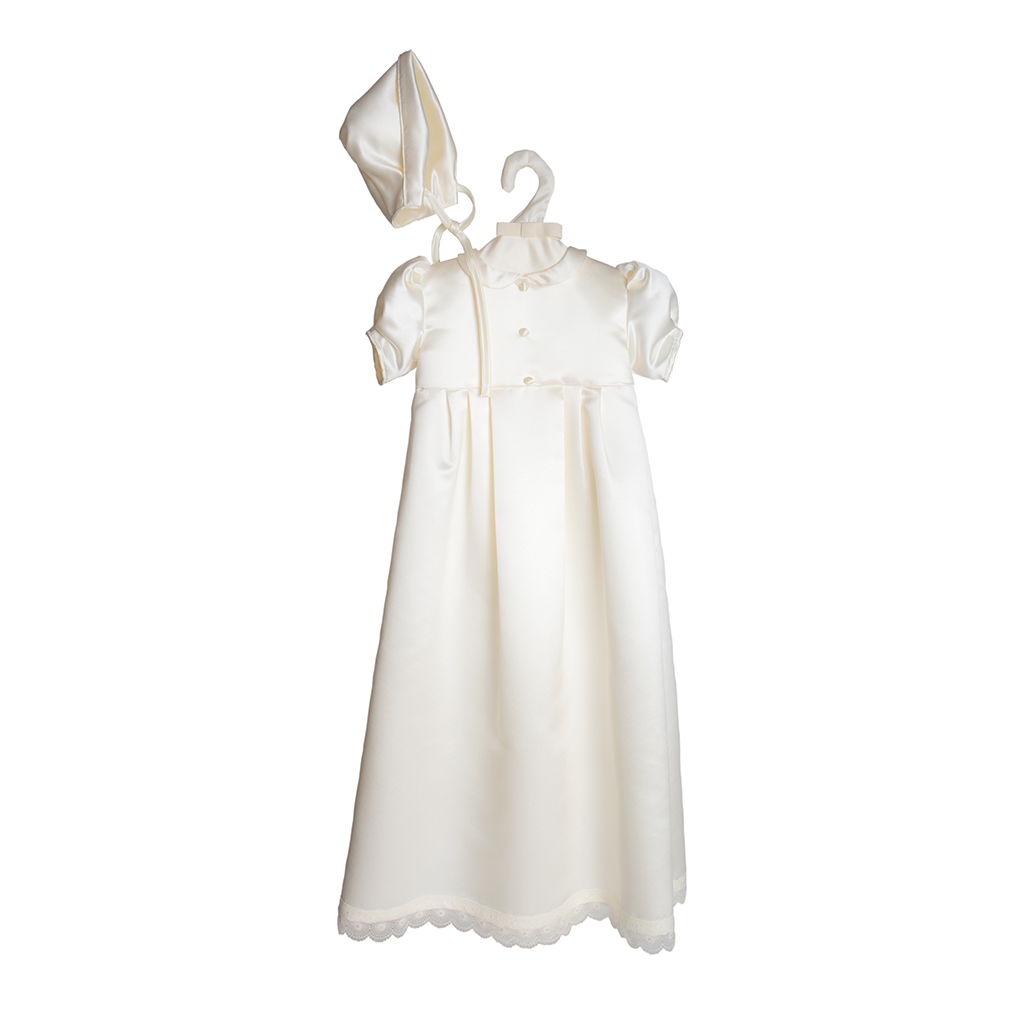 Charley Christening Gown | Zobi Fashion Design Consultancy