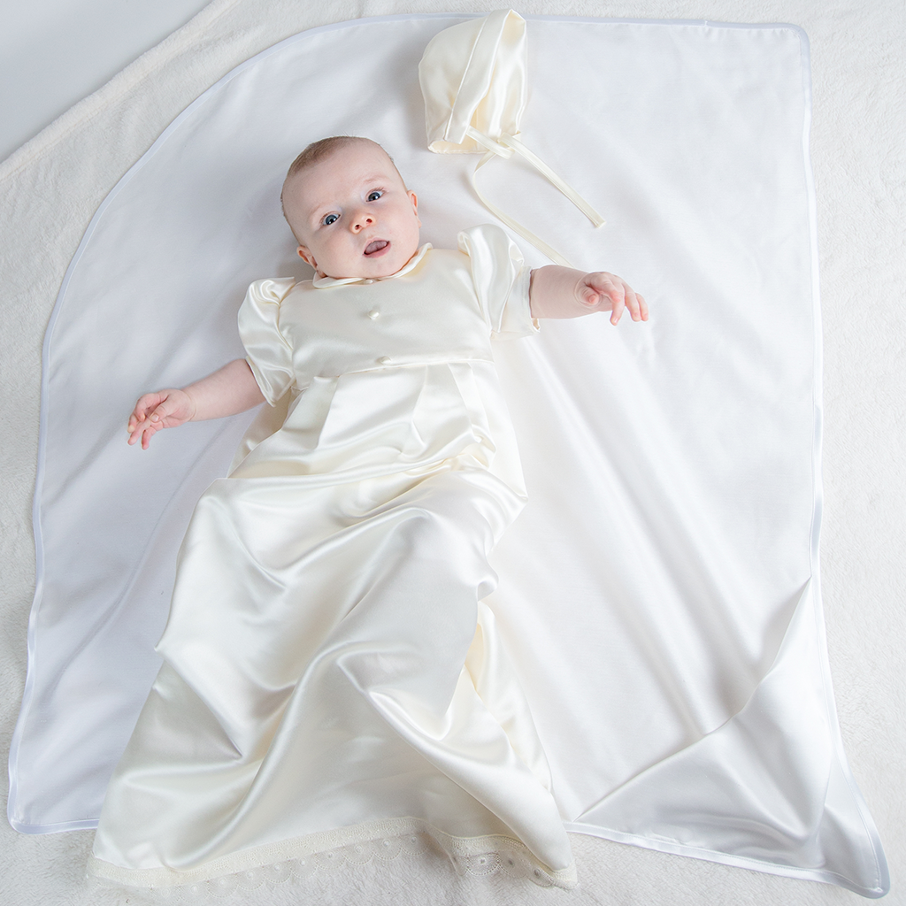 Baby Christening Gown | Zobi Fashion Design Consultancy